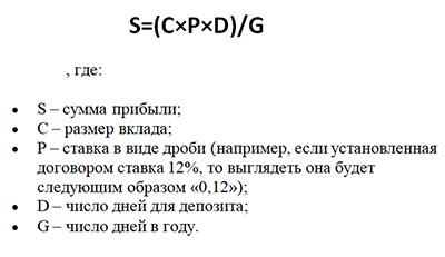 Что такое капитализация процентов на счете по вкладу (формула расчета)