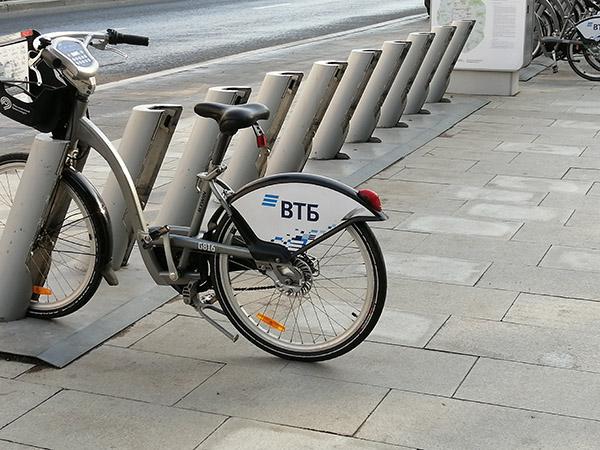 Как взять велосипед ВТБ по карте Тройка