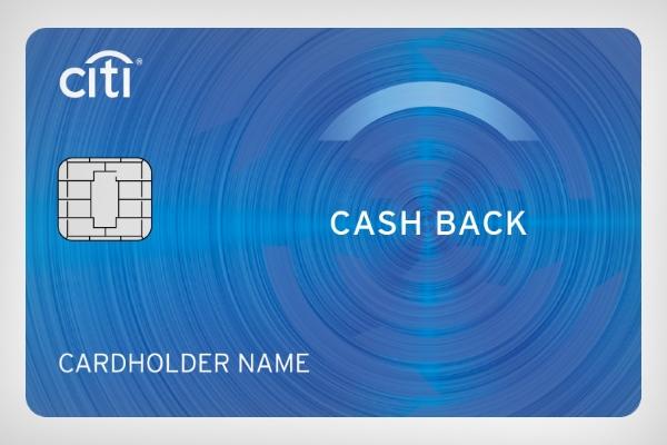 Кредитная карта Citi CASH BACK