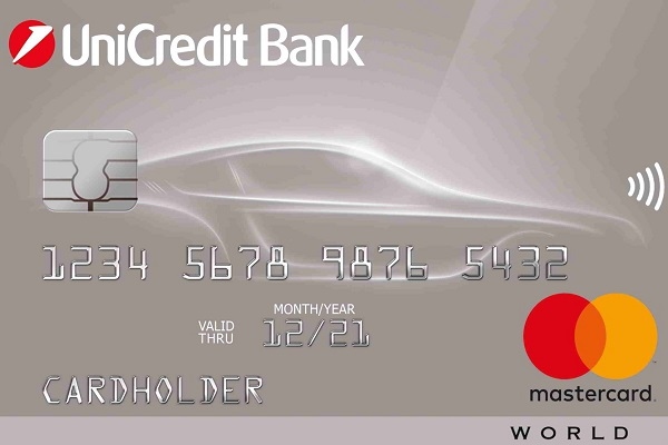 АвтоКарта от ЮниКредит Банка