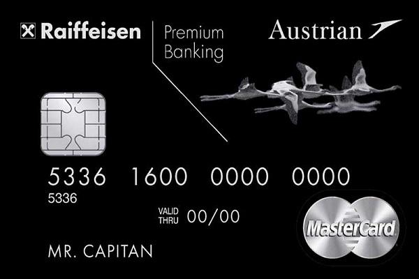 Austrian Airlines Black Edition
