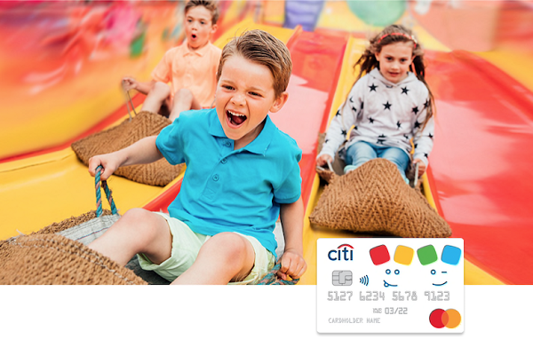 Детский мир - Ситибанк